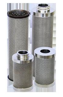 Фильтры для очистки газов от механических примесей (ФПРН, ФПРА)