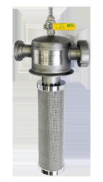 Фильтры для предварительной, основной и тонкой очистки газов от масла и влаги (фвд-п, фвд-о, фвд-т)