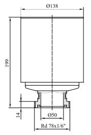 Фильтры для стерилизующей вентиляции емкостей с номинальной производительностью 20