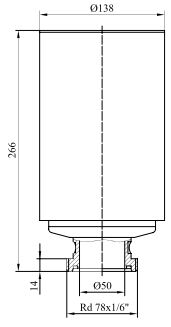 Фильтры для стерилизующей вентиляции емкостей с номинальной производительностью 30