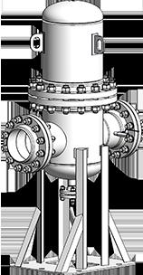 Фильтры для стерилизующей очистки газов (ФС)