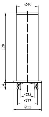 ФЭА-Пр 5,0-128/А20