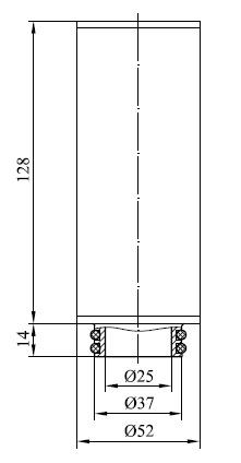 ФЭА-Пр 5,0-128/А25
