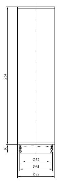 ФЭА-Пр 5,0-254/А30