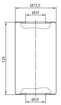 ФЭН-П 0,5-128/П