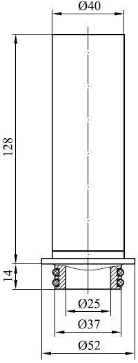 ФЭН-П 1,0-128/А20