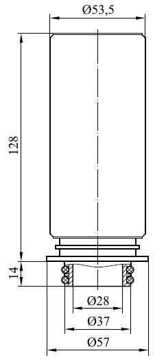ФЭН-П 1,0-128/А25