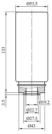 ФЭН-П 1,0-133/А11