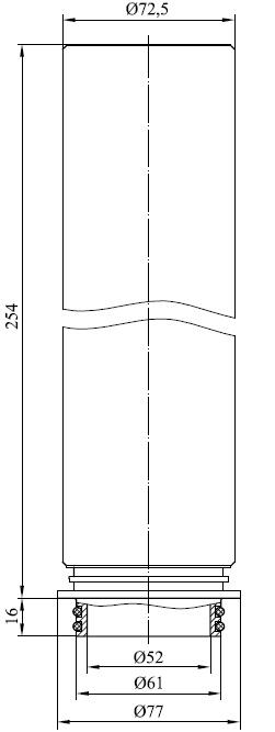 ФЭН-П 1,0-254/А30