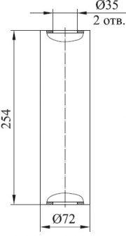 ФЭН-П-1,0-254 П