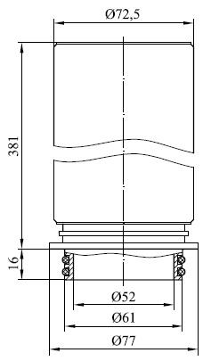 ФЭН-П 1,0-381/А30