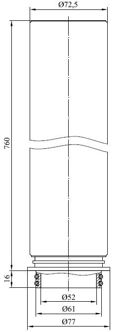 ФЭН-П 1,0-760/А30