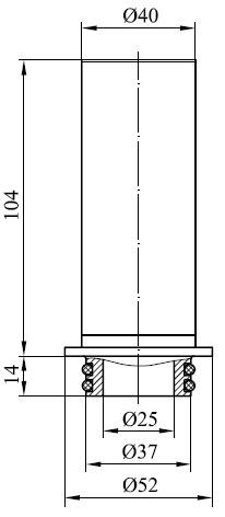 ФЭН-П 5,0-104/А20