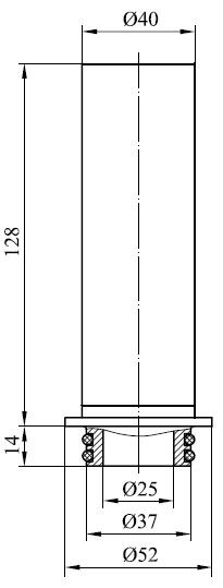 ФЭН-П 5,0-128/А20