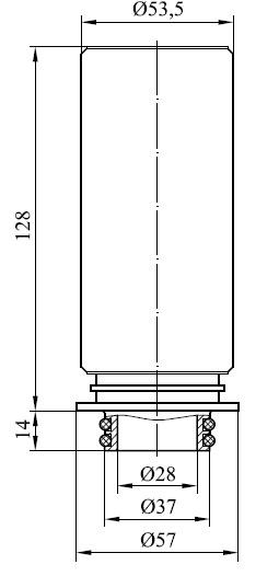 ФЭН-П 5,0-128/А25