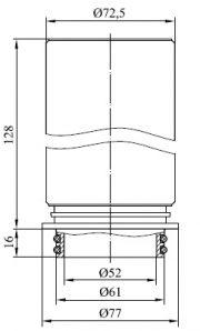 ФЭН-П 5,0-128 А30