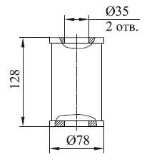 ФЭН/П-Пр 1,0-128/П