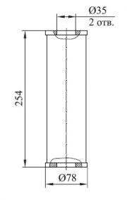 ФЭН П-Пр 1,0-254 П