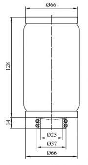 ФЭН П-Т 128 А25