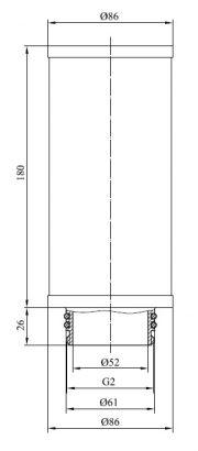 ФЭН П-Т 180 А30 G2