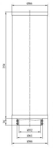 ФЭН П-Т 254 А30