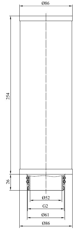 ФЭН/П-Т 254/А30 G2