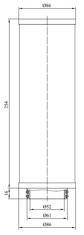 ФЭН/П-Т 254/А30