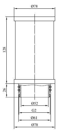 ФЭН-Пр 1,0-128/А30 G2