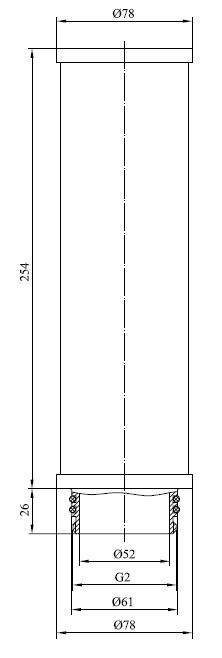ФЭН-Пр 1,0-254/А30 G2