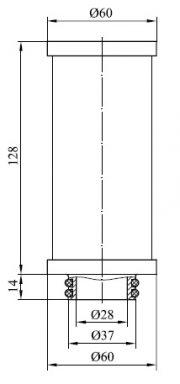 ФЭН С 128 А 25