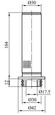 ФЭС-П 25,0-104 А10