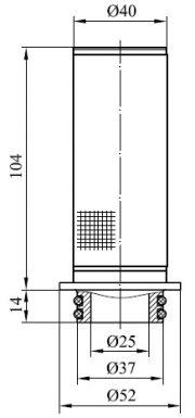 ФЭС-П 25,0-104 А20