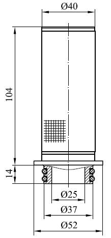 ФЭС-П 25,0-104/А20