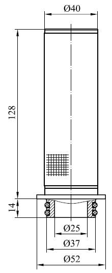 ФЭС-П 25,0-128/А20