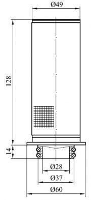 ФЭС-П 25,0-128 А25