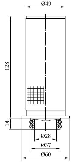 ФЭС-П 25,0-128/А25
