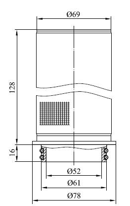 ФЭС-П 25,0-128/А30