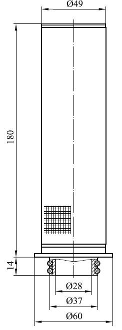ФЭС-П 25,0-180/А25