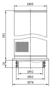 ФЭС-П 25,0-381 А30