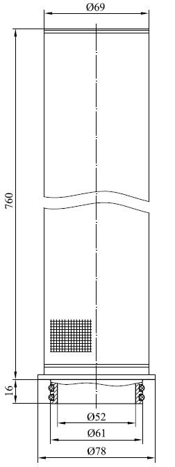 ФЭС-П 25,0-760/А30
