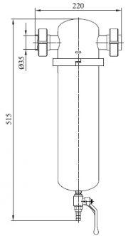 ФП-1,0-КС-1-254 П250