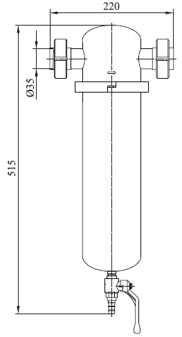 ФП-25,0-КС-1-254/П-250
