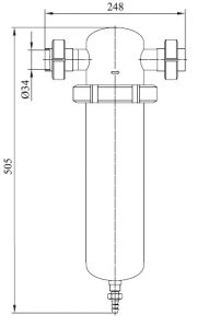 ФПРН 1,0 кс 1 254п-800