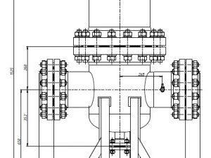 Фильтр газовый НДКП.061432.011