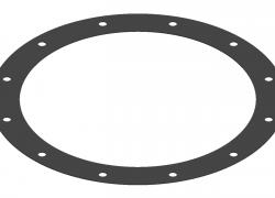 Прокладка корпуса верхнего