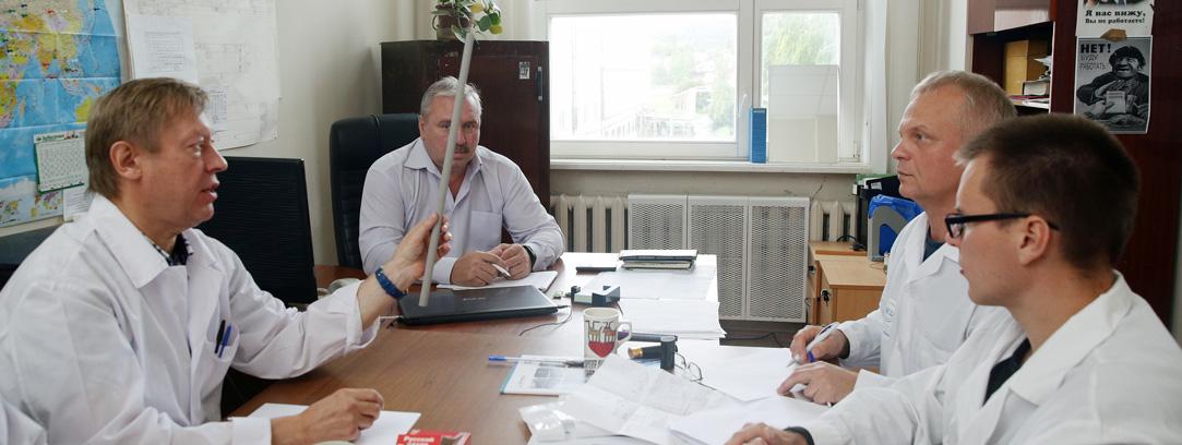 Производственную площадку Научно-производственного объединения «Центротех» посетили представители ФГУП ПО «Маяк»
