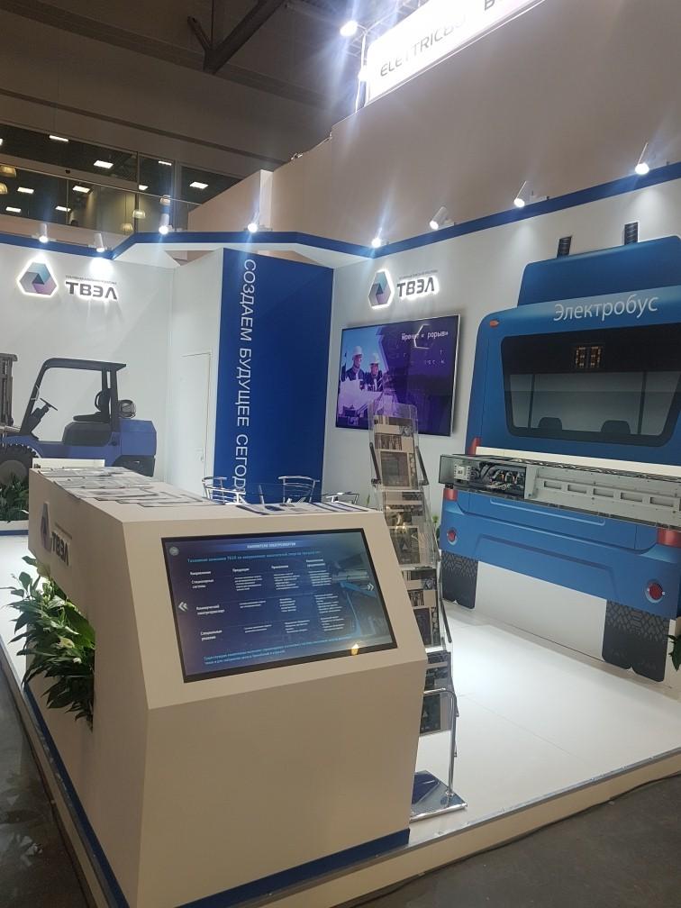 Центротех в составе Топливной компании принял участие в выставке CeMAT RUSSIA